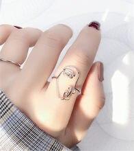 Bagues de personnalité en argent Sterling 925 pour femmes, bijoux rétro, grands anneaux antiques, cadeaux de noël pour filles
