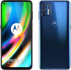 Motorola Moto G9 Plus 128 Гб Две сим-карты синий