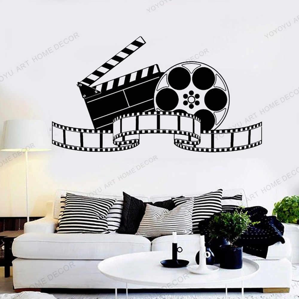 yoyoyu wall decal filming art cinema