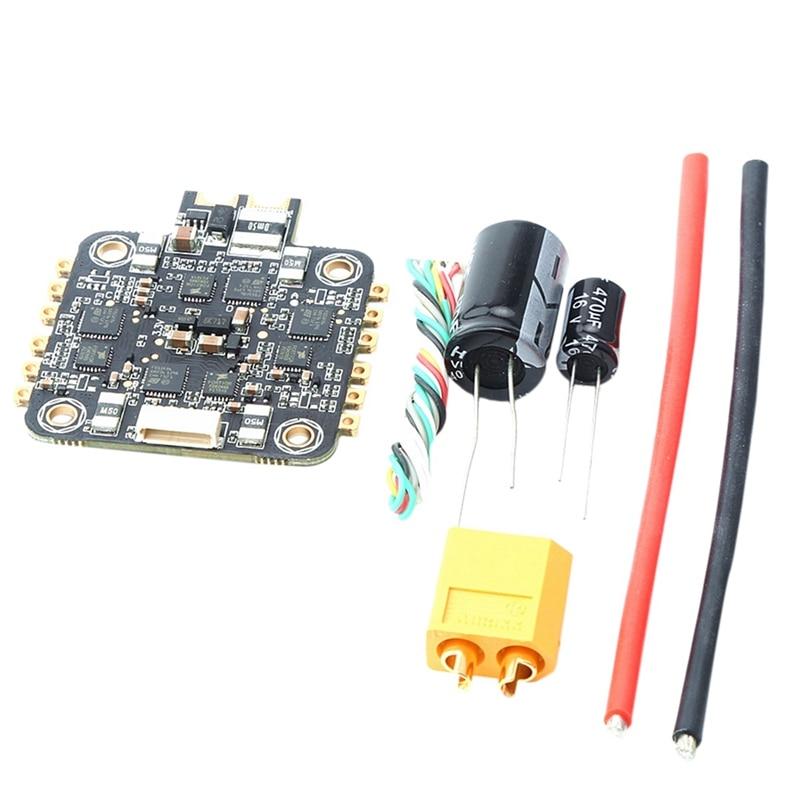 BS32 35A 4 in 1 3 6S ESC BLheli32 Dshot300 Dshot600 DShot1200 Quadruple ESC Speed Controller|Drone Filter| |  - title=