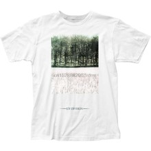 Summer 2018 New Authentic Joy Division Logo Title Atmosphere Songs Trees Soft T-shirt S M L X 2X Brand Clothing Men t shirt(China)
