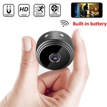 A9 Мини WiFi 1080P камера дистанционного наблюдения Домашняя безопасность беспроводная IP камера DU55