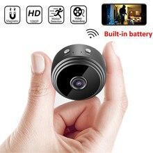 Minicámara A9 WiFi 1080P, vigilancia remota, seguridad del hogar, cámara IP inalámbrica DU55