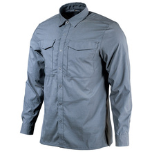 Sector Seven 2020 New Tactical shirt Mens Military Shirt Combat  Male Shirt Quick Dry Breathable elasticity casual Long sleeve