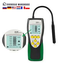DUOYI Car  Brake Fluid Tester Oil Inspection Goose Neck Detector Sound And Light Double Alarm DY23 DY23B  For DOT3 DOT4 DOT5