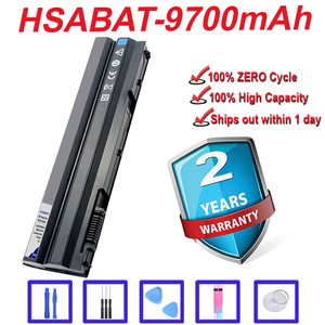 Top Brand 100% New T54FJ M5Y0X N3X1D P9TJ0 Battery for Dell Latitude E6420 E6520 E5520 E5420 E6430 E6530 NHXVW P8TC7 in stock