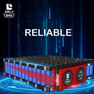 Image 5 - דיילי 13S 48V ליתיום סוללת ליתיום הגנת לוח איזון eBike פריקת מטען 18650 Lipo BMS 15A 30A 50A 60A 80A 100A 200A