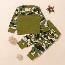 Осенний повседневный костюм; Комплект детской одежды; Комплекты