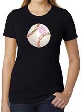 Бейсбольная Футболка kiss lips милые женские Графические Рубашки