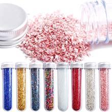 35g mały żwir szkło kryształowe piasek żywica wypełnienie wypełniacz dla DIY żywica epoksydowa UV Craft paznokci biżuteria artystyczna Making