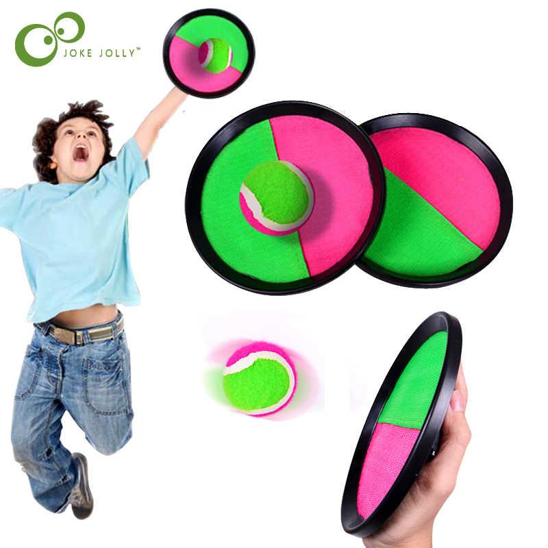 Velcro Ball Game Bat /& Ball Kids Children Party Loot Bag Outdoors Fun Toy