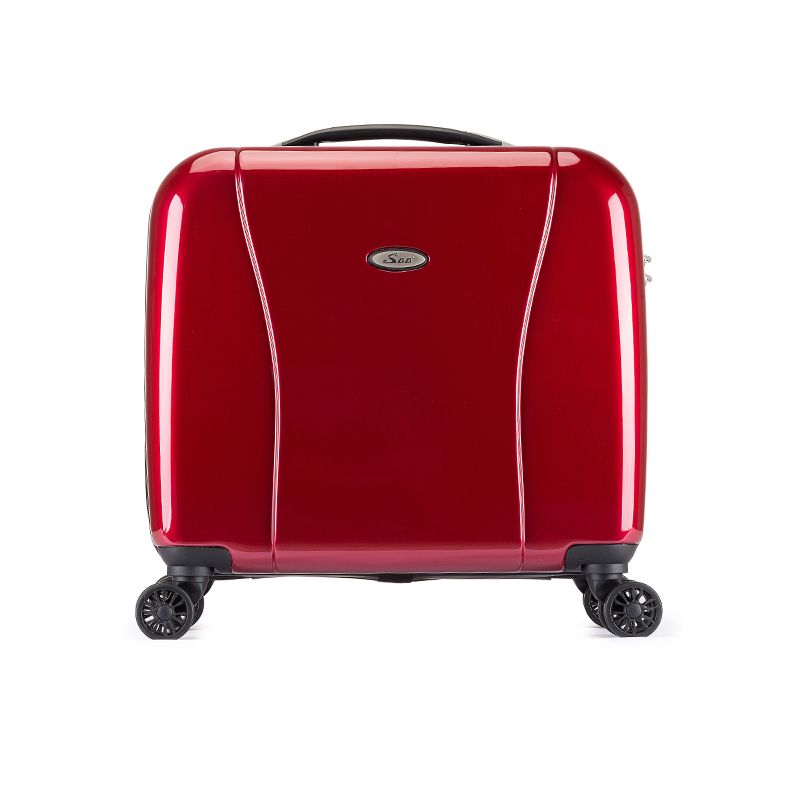 18 Inch Rolling Luggage Suitcase Travel Trolley Bag Spinner Suitcase Men Trolley Luggage Bag Wheels Wheeled Suitcase Trolley Bag