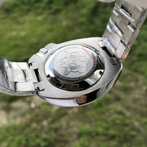 Image 5 - Steel Dive Abalone Dive Watch 200M Waterproof automatic watch men Sapphire Crystal Stainless Steel NH35 Automatic Mechanical Men