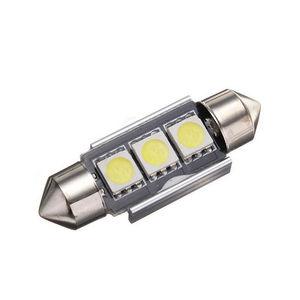Image 5 - 23pcs 5W LED Car Interior Light Dome Trunk Map License Plate Reading Lighting Lamp Bulbs T10 5050 Arrow Decode Universal Decor