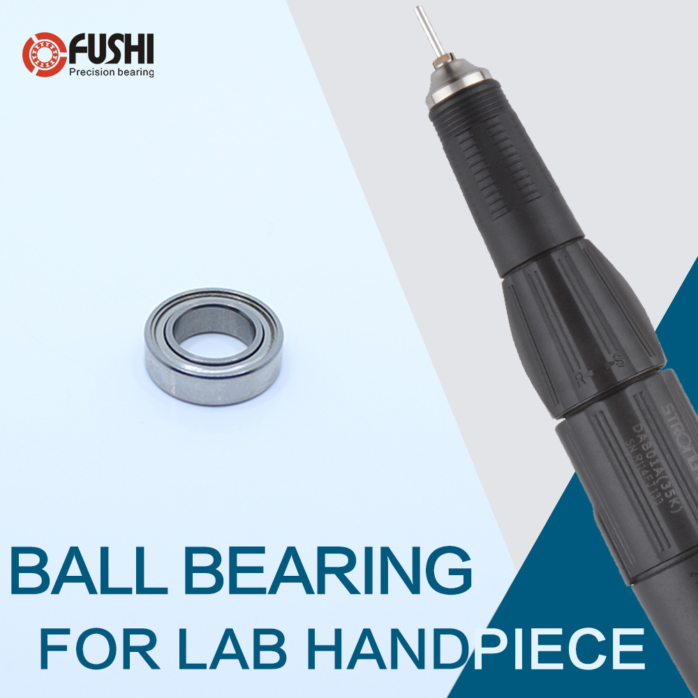 <font><b>MR148ZZ</b></font> Handle Bearings 8x14x4 mm For Strong Drill Brush Handpiece MR148 ZZ Nail Ball Bearing image