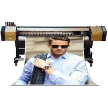 Machine d'impression de bannières et d'autocollants en vinyle, impression grand Format, Eco solvant XP600, prix abordable, 10 pieds/3.2m