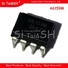 (5pcs/lot) A6159M A6159 STRA6159 DIP-7 Liquid crystal power chip