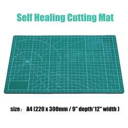 A2/a3/a4 grade linhas de corte ofício placa esteira auto cura não deslizamento impresso escala placa faca qualidade corte