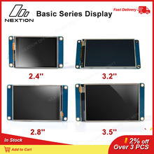 Nextion básico display lcd genérico 2.4
