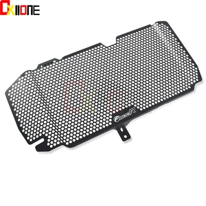 Image 5 - For BMW F800R Motorcycle Aluminum Radiator Grille Guard Cover Protector F 800R F 800 R 2015 2016 2017 2018 2019 Accessories