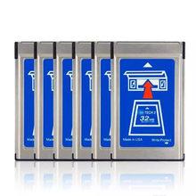2020top vendendo tech2 cartão com 6 software 32mb cartão para G-M/S-AAB/O-PEL/su. zuki/isuzu/holden para tech2 software de ferramenta de diagnóstico