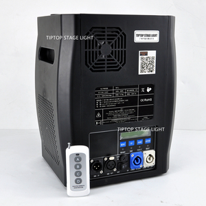 Image 2 - Gigertop 2 Units Sparkular 2 5M DMX 512 Fountain Stage Cold Spark Machine Fireworks LCD Display Power IN/OUT Socket