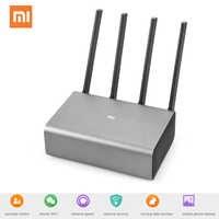 Xiao mi mi Router Pro R3P 2.4GHz 5.0GHz Wi-fi Wi-fi inteligentna bezprzewodowa Router Wi-fi 4 antena dwuzakresowy 2600 mb/s sieć wifi urządzenie