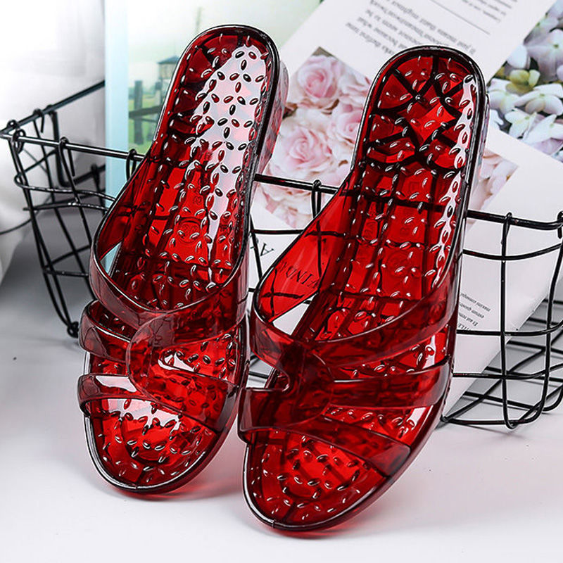Female shoes jelly sandals women