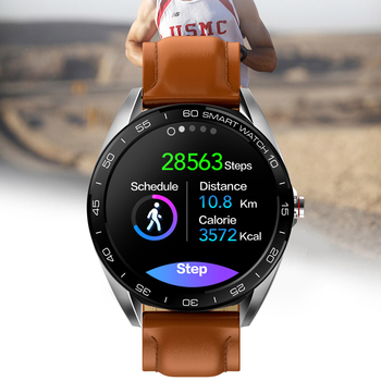 SENBONO K7  Smart watch IP68 waterproof Heart Rate Blood Pressure  Sports Smartwatch Fashion Fitness Tracker for IOS Android 2
