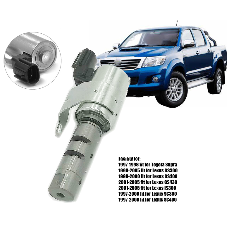 Variable Camshaft Timing Control Solenoid Valve VVT for Toyota Supra for Lexus GS300 IS300 SC300 3.0L 15330-46011