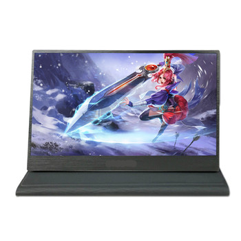 13.3 15.6 Full HD Gaming Portable Monitor 15.6 inch touch screen with HD Type-C USB battery for Laptop PC/PS4/XBOX