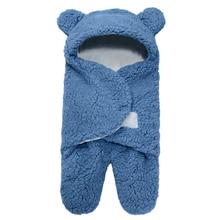 Blanket Wrap Swaddle Sleeping-Bag Newborn Girl Baby Boy Infant Ultra-Soft 1pcs Photography-Prop