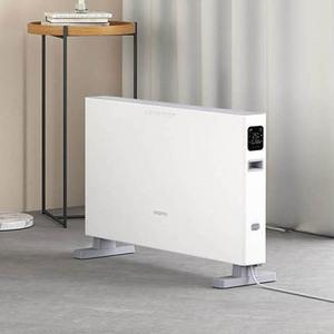 Image 5 - SMARTMI XIAOMI MIJIA Electric Heater smart version 1S Fast handy Heaters for home room Fast Convector fireplace fan wall warmer