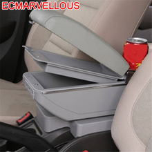 Parts Modification protector Car-styling Arm Rest Car Styling Interior Accessory Auto Automovil Armrest Box 17 FOR Kia K2