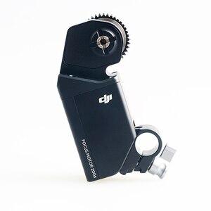 Image 4 - DJI ללא מעצורים S פוקוס מנוע משמש עם ללא מעצורים S פוקוס גלגל כדי לשלוט בפוקוס איריס זום המקורי חדש לגמרי במלאי