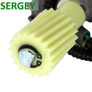 Image 5 - SERGEY otomatik hız ölçer sensörü 2501074P01 SU4647 SC64 25010 74P01 5S4793 NISSAN NAVARA için D21 D22 YD25 Pathfinder Pickup