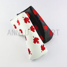 Manufacturers Direct Selling Cross Border Electricity Supplier Golf Club Sleeve Head Covers Protective Case Putter Sleeve A- lin(China)