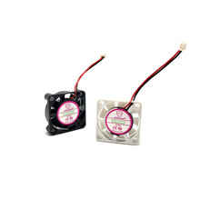 Мини кулер 25 мм вентилятор 5 в тихий 0.15A 13377 об/мин 0,75 Вт 25 мм x 25 мм x 7 мм 2,5 см USB мини вентилятор охлаждения Радиатор