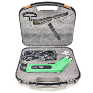 Image 5 - High Quality 100W Hand Hold Heating Knife Cutter Hot Cutter Fabric Rope Electric Cutting Tools Hot  Cutter
