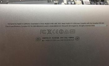 EFI BIOS card for MacBook Air 13 inch 2013/2014 A1466 820-3437 EMC2632 unlock EFI firmware,unlock ID,unlock PIN фото