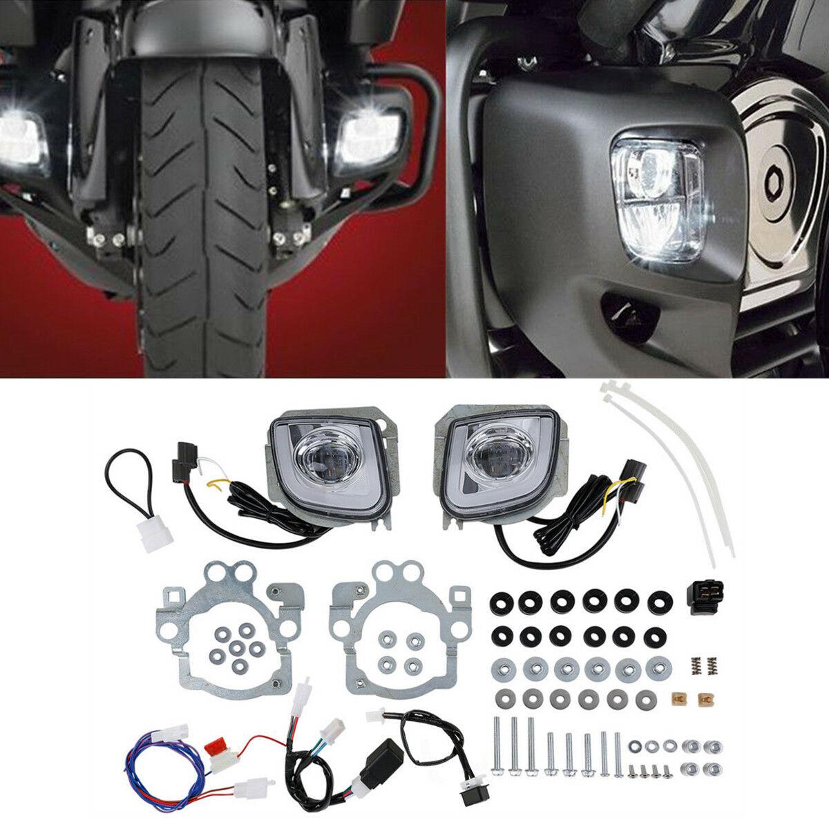 Headlight Headlamp Assembly For Honda Goldwing F6B GL1800 2012-2017 15 16 New
