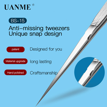 Precise Anti-dislocation Tweezers Lengthened clasp For Mobile phone Maintenance of MainBoard Fly line BGA Pinch