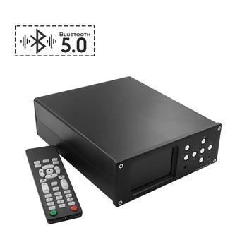 AIYIMA Digital Audio Decoder Headphone Amplifier DAC USB AK4495 Decoding Bluetooth 5.0 APTX HD Lossless Music Player LCD Display