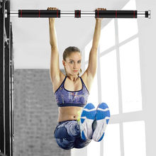 Adjustable Door Home Training Bar Exercise Workout Chin Up Pull Up Bars Indoor Horizontal Bar