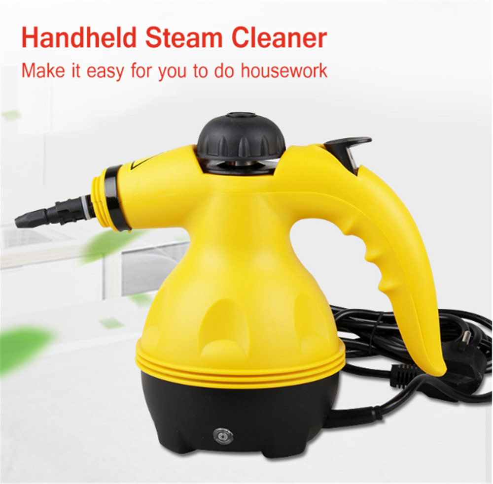 1000W 220V Steam Cleaners Multi-Purpose High Temperature Pressurized Handheld Steam Cleaner Sterilization Air Humidification