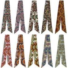 5*95 см Мода Женский платок на голову обертывания шарфы для
