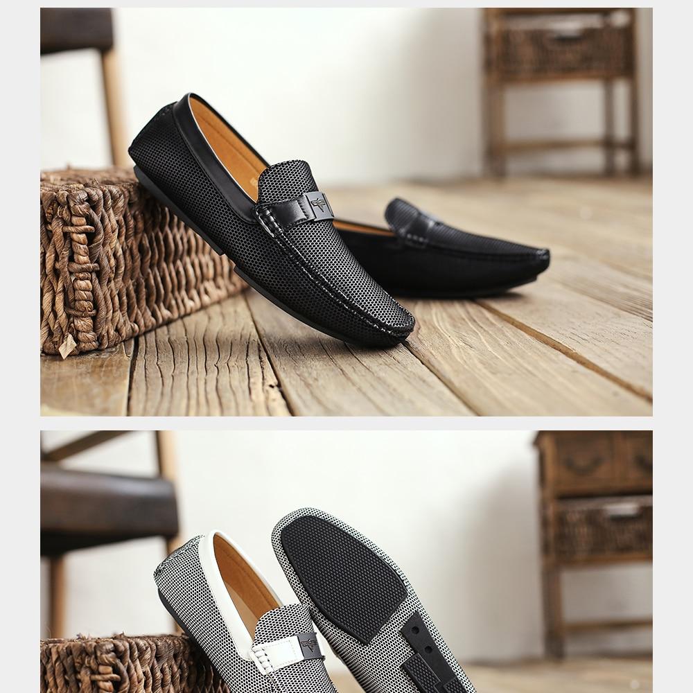 Hdb66114a456841d0bfe6cff238458c139 Men Loafers Shoes Autumn Fashion Boat Footwear Man Brand Moccasins Men'S Shoes Men Slip-On Comfy Drive Men's Casual Shoes