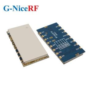 Image 2 - 2 adet/grup RF4463F30 1W 30dBm Si4463 çip 433MHz gömülü FSK kablosuz RF modülü