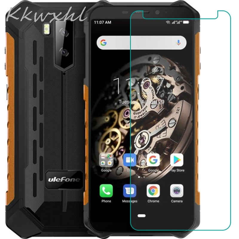 <font><b>Smartphone</b></font> 9H Tempered Glass for Ulefone Armor X5 GLASS Protective Film on Ulefone Armor <font><b>5</b></font> <font><b>5</b></font>.<font><b>5</b></font>