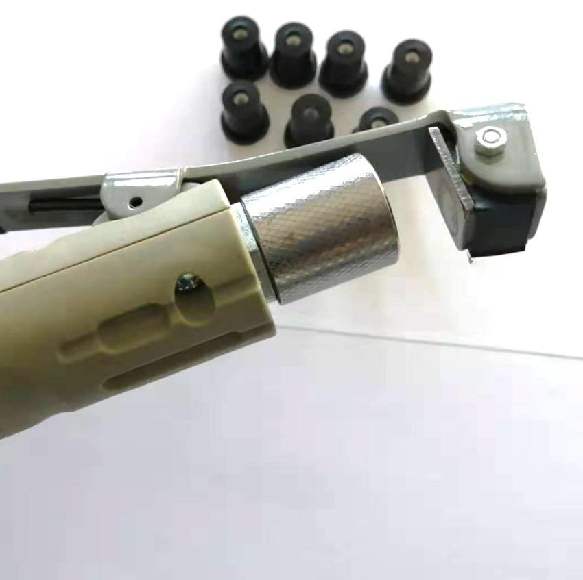 Image 2 - Пескоструйный пистолет, Портативный Пескоструйный пистолет с 7 шт. Пескоструйный сопло Пескоструйный пистолет Набор для мини Пескоструйный горшок-in Аксессуары для электроинструментов from Инструменты